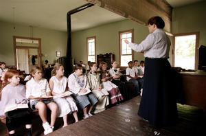 Primary view of Cherokee Strip Museum and Rose Hill School