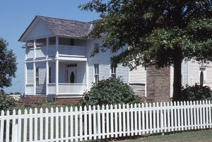 Primary view of object titled 'Will Rogers' Birthplace'.