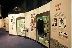 Primary view of object titled 'Oklahoma History Center Exhibit'.