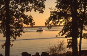 Primary view of Lake Eufaula