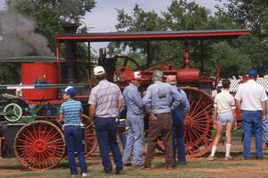 Primary view of object titled 'Steam Threshing Show'.