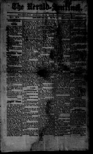 Primary view of object titled 'The Herald-Sentinel. (Cloud Chief, Okla. Terr.), Vol. 3, No. 8, Ed. 1 Friday, February 9, 1894'.