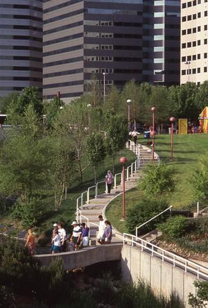 Primary view of Myriad Gardens