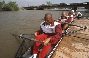 Primary view of University of Oklahoma Rowing Club