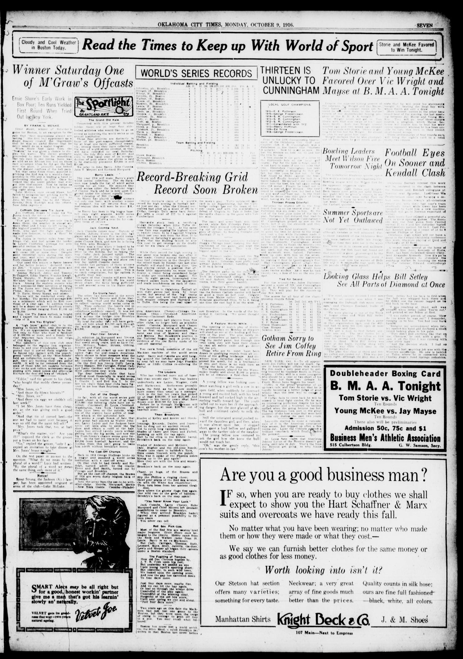 Oklahoma City Times (Oklahoma City, Okla ), Vol  28, No  163, Ed  1
