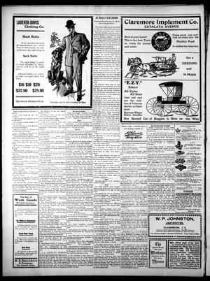 The Claremore Messenger  (Claremore, Indian Terr ), Vol  12