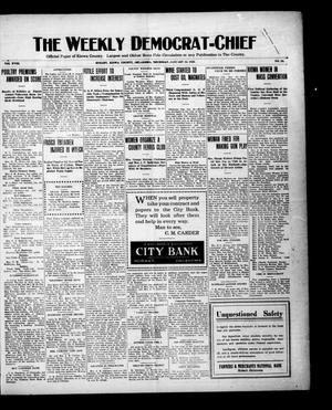 Primary view of object titled 'The Weekly Democrat-Chief (Hobart, Okla.), Vol. 18, No. 26, Ed. 1 Thursday, January 22, 1920'.
