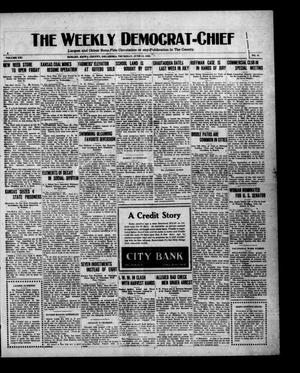 Primary view of object titled 'The Weekly Democrat-Chief (Hobart, Okla.), Vol. 21, No. 47, Ed. 1 Thursday, June 22, 1922'.