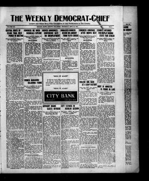 Primary view of object titled 'The Weekly Democrat-Chief (Hobart, Okla.), Vol. 21, No. 8, Ed. 1 Thursday, September 22, 1921'.