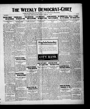 Primary view of object titled 'The Weekly Democrat-Chief (Hobart, Okla.), Vol. 20, No. 30, Ed. 1 Thursday, February 17, 1921'.