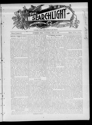 Primary view of object titled 'The Searchlight (Guthrie, Okla.), Vol. 4, No. 389, Ed. 1 Tuesday, May 22, 1906'.