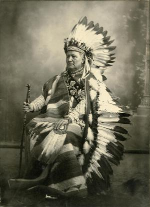 Primary view of object titled 'Pleasant Porter, Chief of the Creek Indian Nation'.