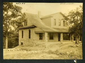 Primary view of object titled 'Rod and Gun Club House in Ardmore, Oklahoma'.