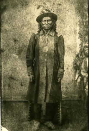 Primary view of Kiowa Satanta
