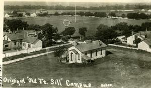 Primary view of object titled 'Original Old Fort Sill Campus'.