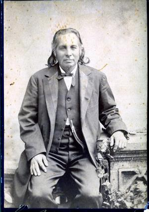 Primary view of Creek Chief Isparhecher