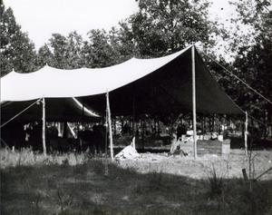 Primary view of object titled 'Choctaw Tent'.