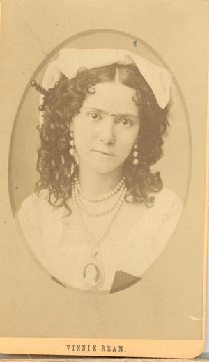 Primary view of Vinnie Ream