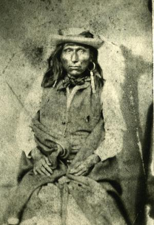 Primary view of object titled 'Waco-Wichita Chief Buffalo Goad'.