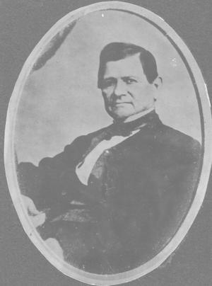 Primary view of object titled 'Choctaw Reverend Israel Folsom'.