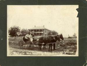 Primary view of object titled 'Mrs. Murray, Erin Springs, I.T.'.