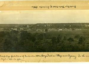 Primary view of object titled 'Pawhuska, Oklahoma'.
