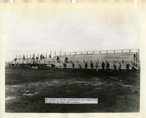 Primary view of object titled 'El Reno Fairground'.