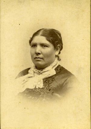 Primary view of object titled 'Choctaw Susan Folsom Byrd'.