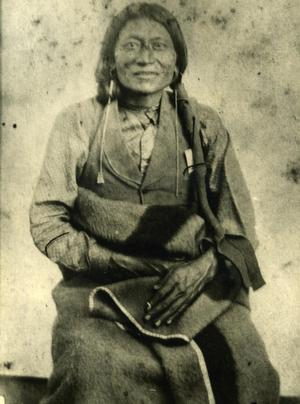 Primary view of Kiowa-Plains Apache Chief Pacer (Peso; Essa-queta)