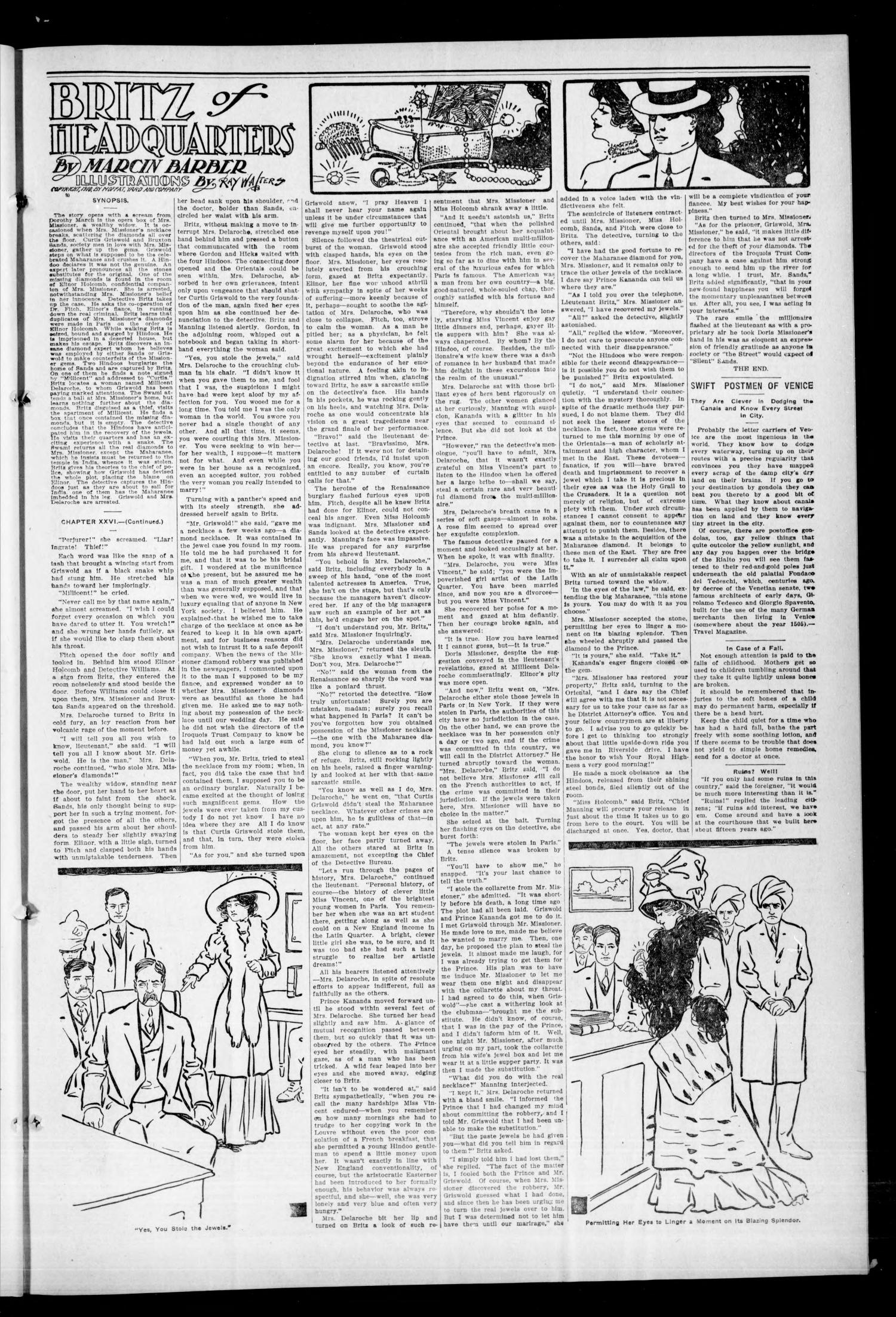 The Hollis Tribune (Hollis, Okla.), Vol. 2, No. 18, Ed. 1 Friday, December 15, 1911                                                                                                      [Sequence #]: 3 of 8