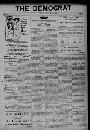 Primary view of The Democrat (Beaver, Okla.), Vol. 10, No. 51, Ed. 1 Thursday, May 22, 1919