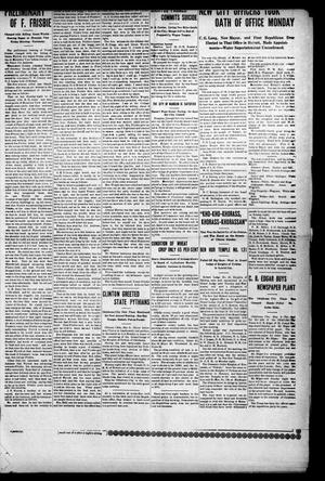 Primary view of object titled 'The Hobart Republican. (Hobart, Okla.), Vol. 9, No. 10, Ed. 1 Thursday, May 4, 1911'.