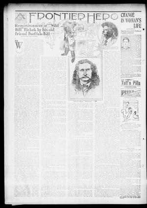 Primary view of object titled 'The Logan County News. (Crescent, Okla.), Vol. 8, No. 50, Ed. 1 Friday, October 27, 1911'.