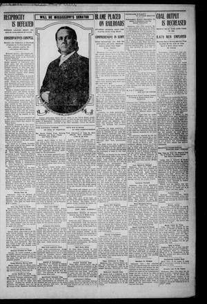 Primary view of object titled 'Indianola Herald (Indianola, Okla.), Vol. 1, No. 30, Ed. 1 Friday, October 13, 1911'.