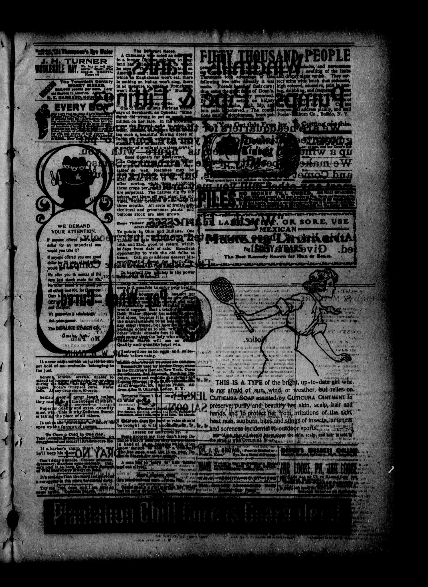 The Cushing Herald. (Cushing, Okla. Terr.), Vol. 8, No. 11, Ed. 1 Friday, September 19, 1902                                                                                                      [Sequence #]: 3 of 8
