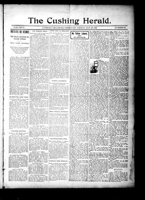 Primary view of The Cushing Herald. (Cushing, Okla. Terr.), Vol. 2, No. 46, Ed. 1 Friday, May 28, 1897