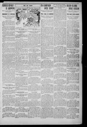 Primary view of object titled 'Indianola Herald (Indianola, Okla.), Vol. 1, No. 35, Ed. 1 Friday, November 24, 1911'.