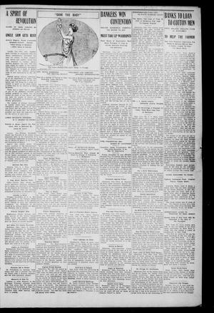 Primary view of object titled 'The Indianola Herald (Indianola, Okla.), Vol. 1, No. 37, Ed. 1 Friday, December 8, 1911'.