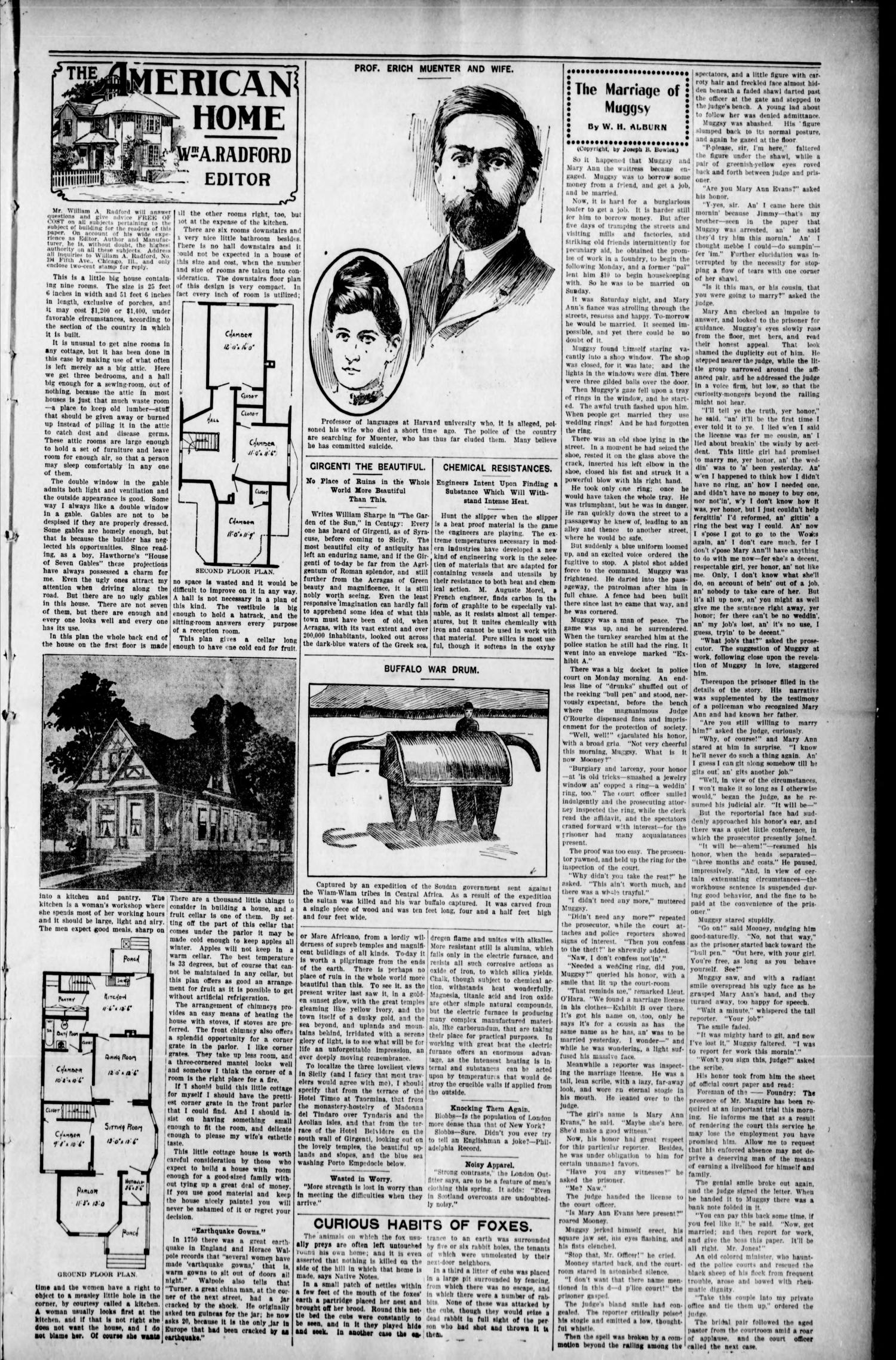 The Guymon Herald. (Guymon, Okla. Terr.), Vol. 16, No. 15, Ed. 1 Thursday, July 5, 1906                                                                                                      [Sequence #]: 3 of 8