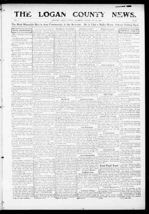 Primary view of object titled 'The Logan County News. (Crescent, Okla.), Vol. 12, No. 42, Ed. 1 Friday, August 27, 1915'.