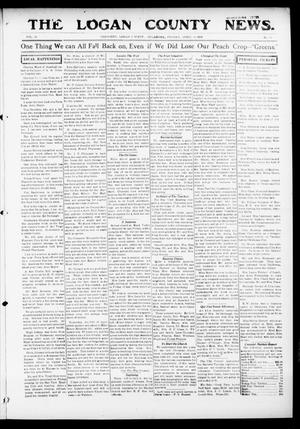 Primary view of object titled 'The Logan County News. (Crescent, Okla.), Vol. 13, No. 23, Ed. 1 Friday, April 14, 1916'.