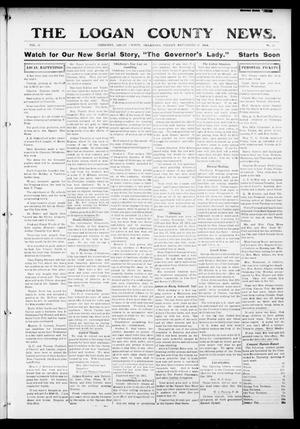 Primary view of object titled 'The Logan County News. (Crescent, Okla.), Vol. 11, No. 46, Ed. 1 Friday, September 25, 1914'.