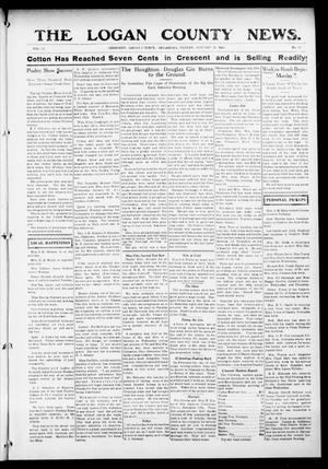 Primary view of object titled 'The Logan County News. (Crescent, Okla.), Vol. 12, No. 10, Ed. 1 Friday, January 15, 1915'.