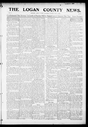 Primary view of object titled 'The Logan County News. (Crescent, Okla.), Vol. 12, No. 28, Ed. 1 Friday, May 21, 1915'.