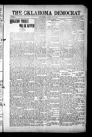 Primary view of object titled 'The Oklahoma Democrat (Altus, Okla.), Vol. 6, No. 47, Ed. 1 Thursday, January 22, 1914'.