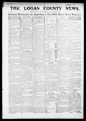 Primary view of object titled 'The Logan County News. (Crescent, Okla.), Vol. 13, No. 4, Ed. 1 Saturday, December 4, 1915'.