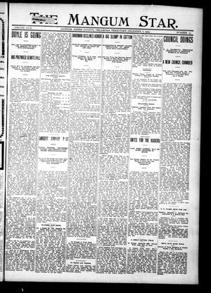 Primary view of The Mangum Star. (Mangum, Okla. Terr.), Vol. 17, No. 23, Ed. 1 Thursday, December 8, 1904