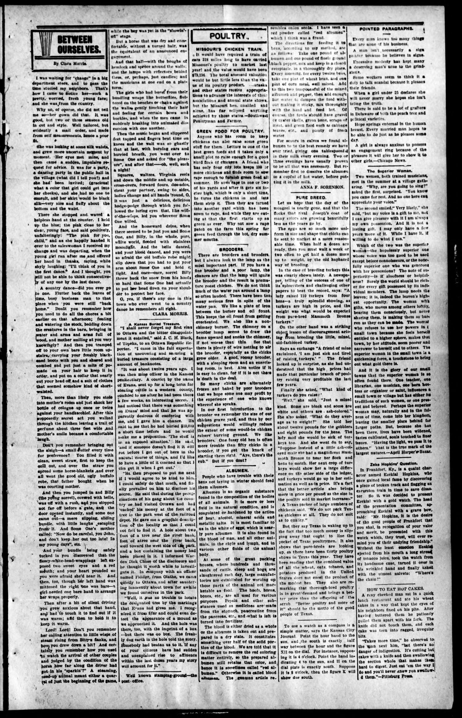 The Curtis Courier. (Curtis, Okla.), Vol. 6, No. 20, Ed. 1 Thursday, May 3, 1906                                                                                                      [Sequence #]: 3 of 10