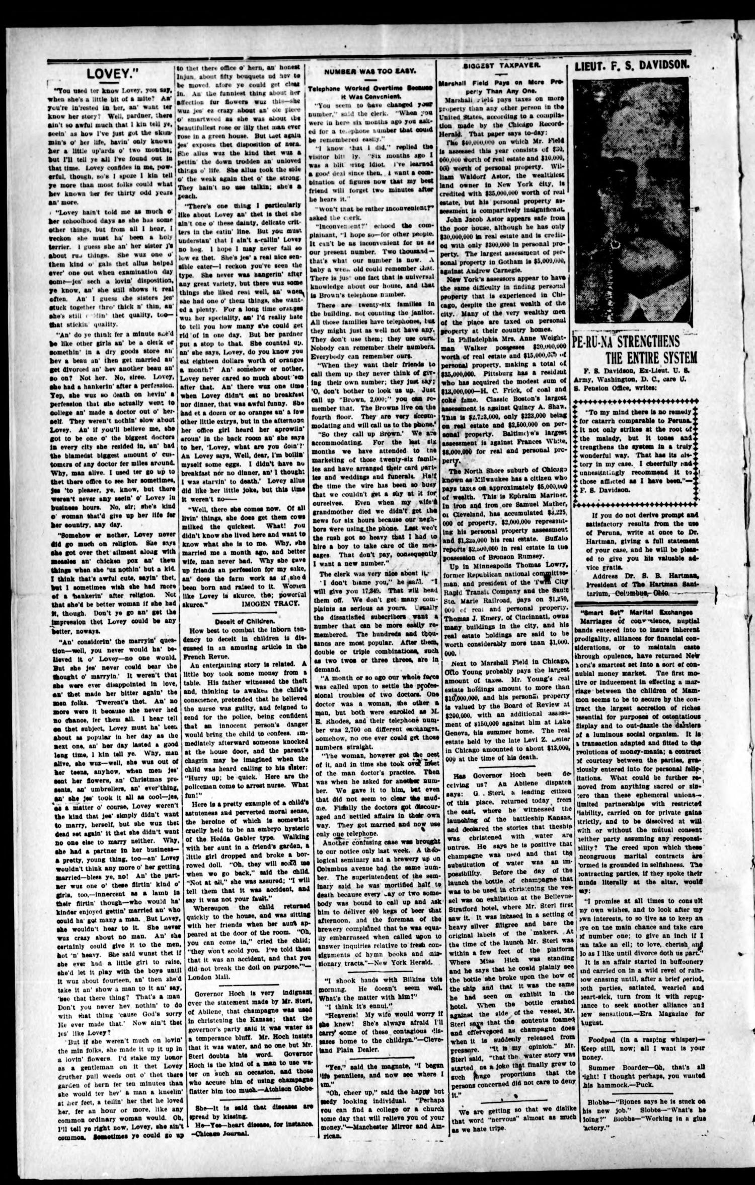 The Curtis Courier. (Curtis, Okla.), Vol. 5, No. 40, Ed. 1 Thursday, September 21, 1905                                                                                                      [Sequence #]: 2 of 8