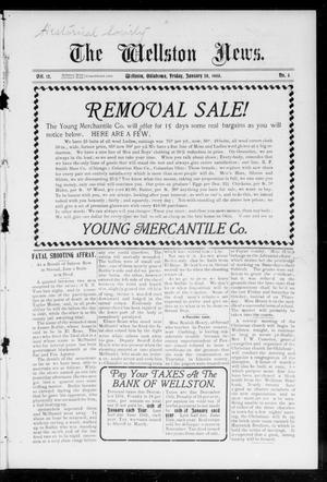 The Wellston News. (Wellston, Okla.), Vol. 12, No. 3, Ed. 1 Friday, January 20, 1905